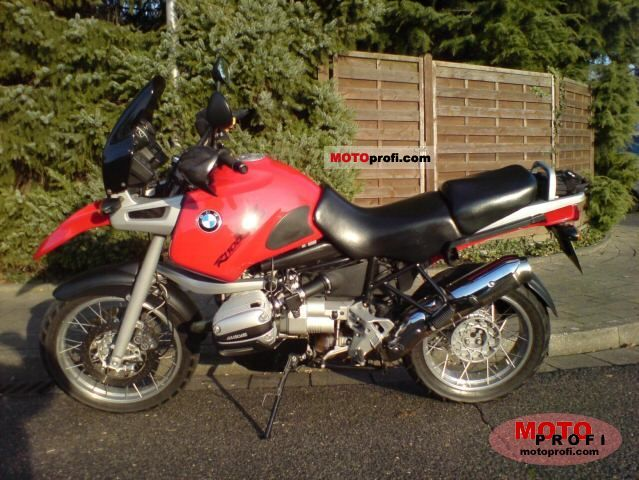 Bmw R 1100 Gs 1996 Specs And Photos