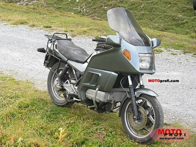 bmw k 100 rt 1988 specs and photos. Black Bedroom Furniture Sets. Home Design Ideas