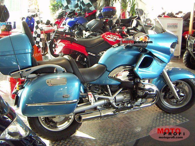 Bmw r 1200 cl 2003 specs and photos