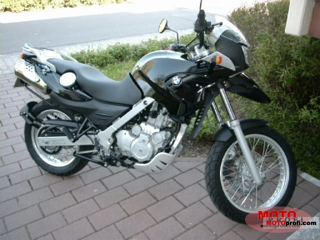 Bmw F 650 Gs 2005 Specs And Photos