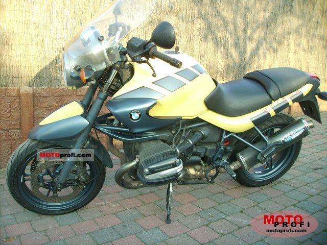 BMW R 1150 R 2002 photo