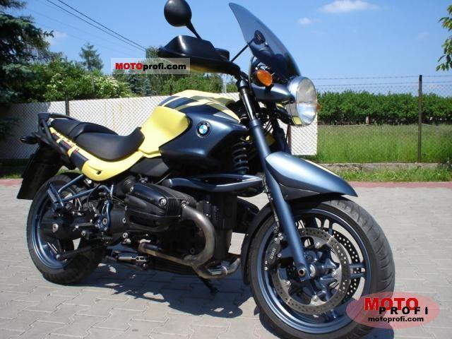 BMW R 1150 R 2003 photo