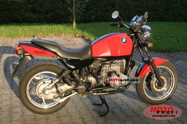 BMW R 100 R Mystic 1996 photo