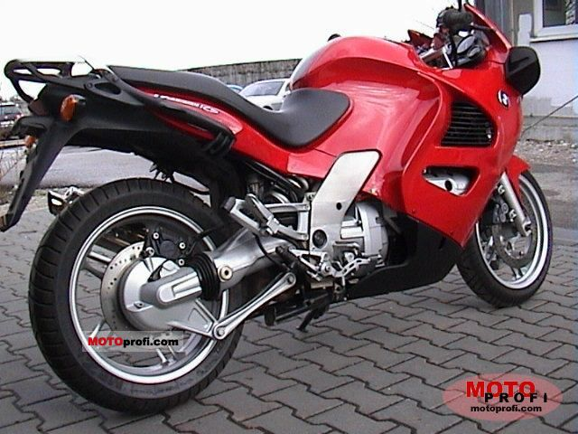 bmw k 1200 rs 1999 specs and photos. Black Bedroom Furniture Sets. Home Design Ideas