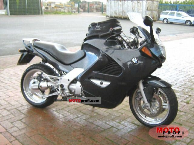 Bmw K 1200 Rs 2001 Specs And Photos