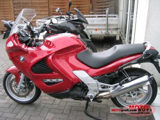 Bmw K 1200 Rs 2004 Specs And Photos