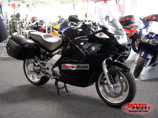 bmw k 1200 rs 2005 specs and photos. Black Bedroom Furniture Sets. Home Design Ideas