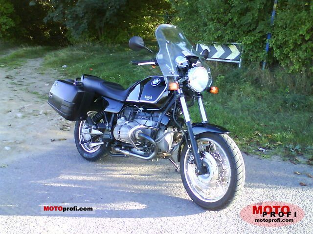 bmw r 100 r classic 1995 specs and photos. Black Bedroom Furniture Sets. Home Design Ideas