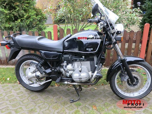 BMW R 100 R Classic 1996 photo