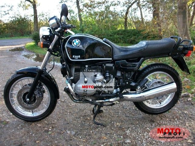 Bmw R 100 R Classic 1996 Specs And Photos