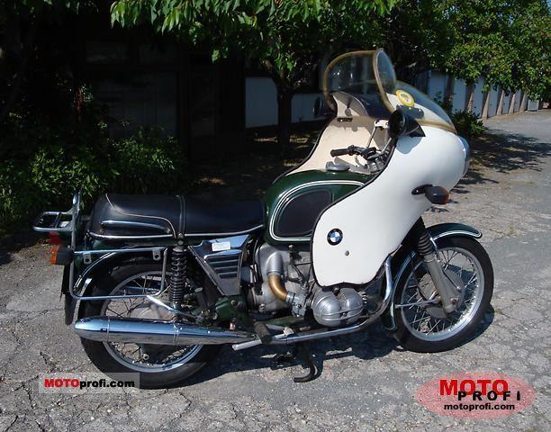 BMW R 50/5 1971 photo