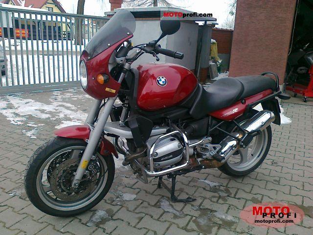 BMW R 1100 R 1995 photo