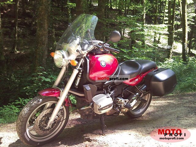 BMW R 1100 R 1996 photo
