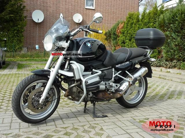 Bmw R 1100 R 2000 Specs And Photos