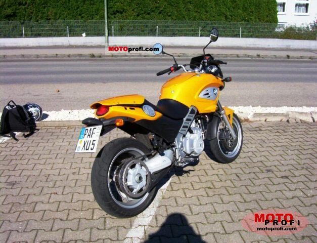 Bmw F 650 Cs 2005 Specs And Photos