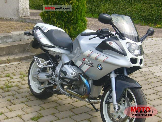 Bmw R 1100 S 2005 Specs And Photos