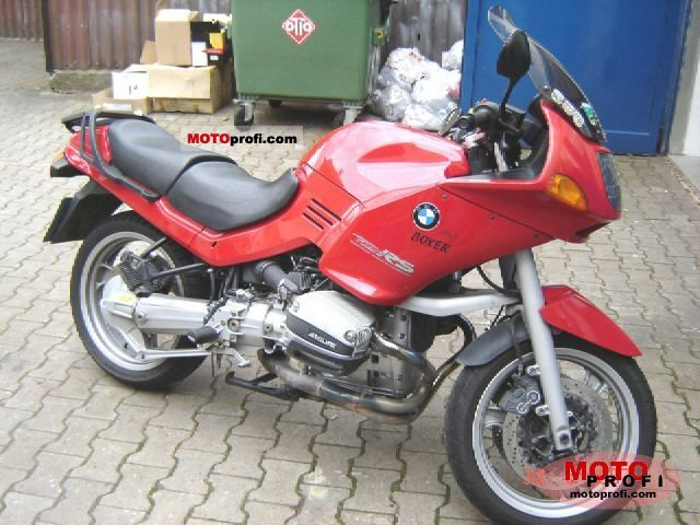 bmw r 1100 rs 1995 specs and photos. Black Bedroom Furniture Sets. Home Design Ideas