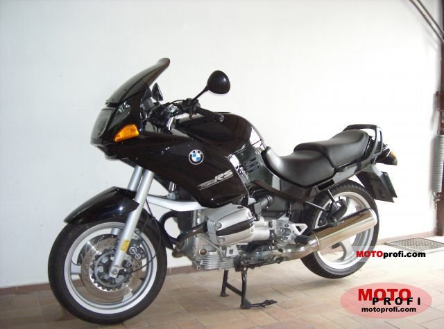 bmw r 1100 rs 1996 specs and photos. Black Bedroom Furniture Sets. Home Design Ideas
