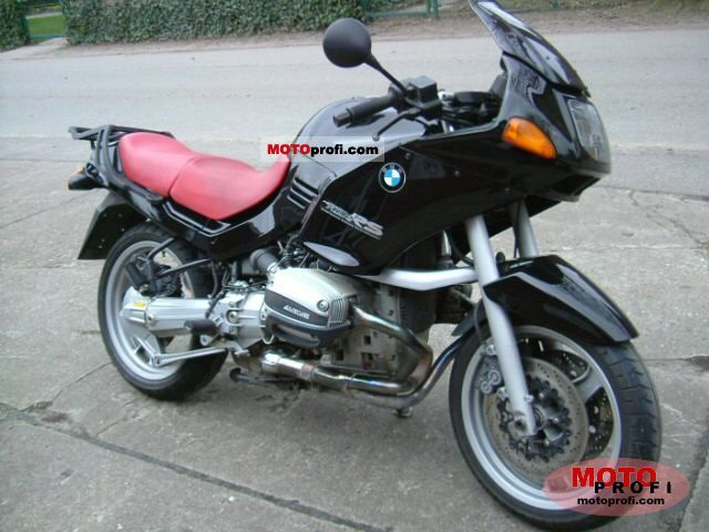 bmw r 1100 rs 1997 specs and photos. Black Bedroom Furniture Sets. Home Design Ideas