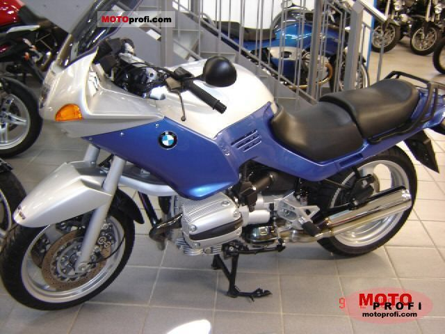 bmw r 1100 rs 1998 specs and photos. Black Bedroom Furniture Sets. Home Design Ideas