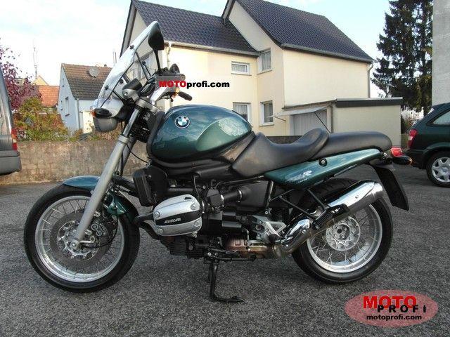 BMW R 850 R 1996 photo