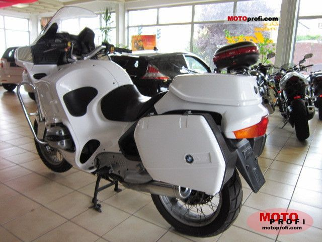 Bmw R 850 R 1997 Specs And Photos