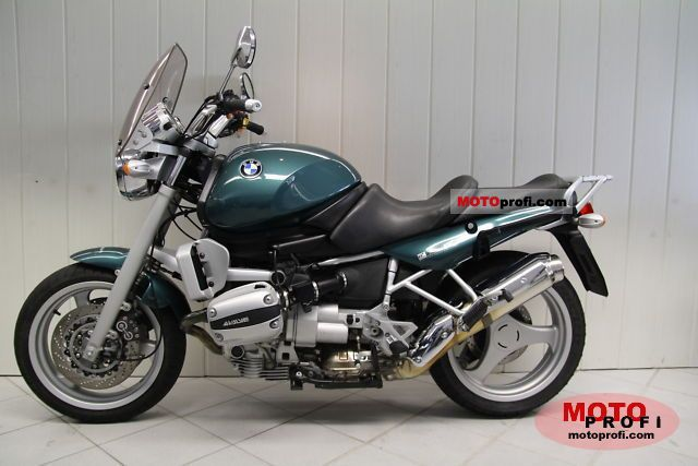 Bmw R 850 R 1998 Specs And Photos