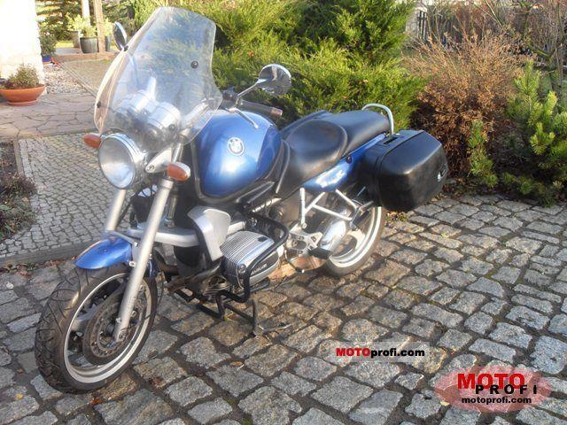 BMW R 850 R 1999 photo