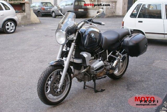 BMW R 850 R 2002 photo