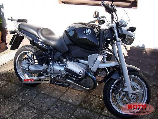 BMW R 850 R 2004 photo