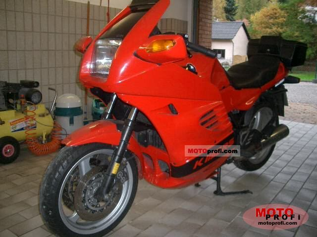 Bmw K 1100 Rs 1995 Specs And Photos