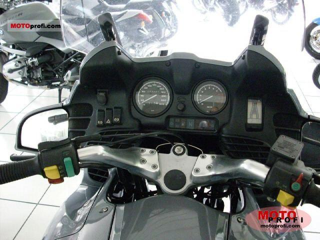1997 bmw r1100rt specs