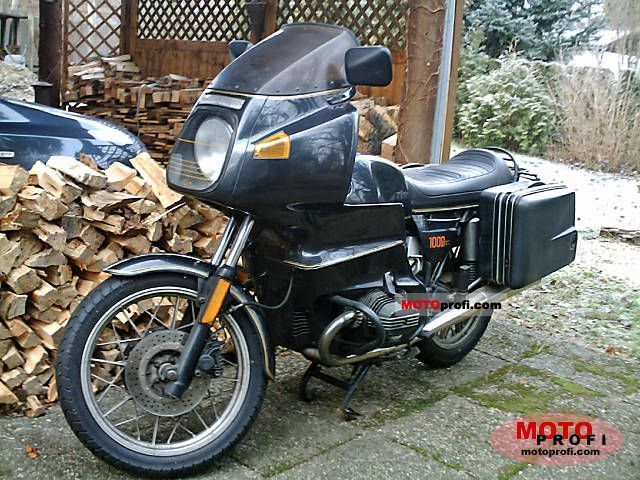 BMW R 100 RS 1983 Specs and Photos