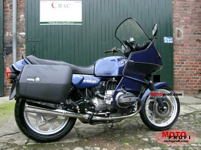 BMW R 100 RT 1990 Specs and Photos