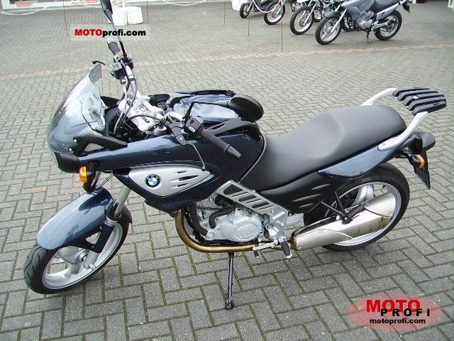 Bmw F 650 Cs Scarver 2004 Specs And Photos