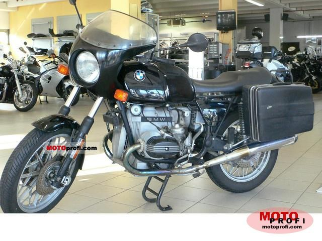 BMW R 100 1980 photo