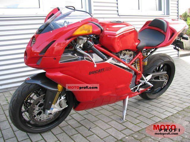 Ducati 749 R 2004 photo