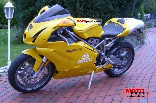 Ducati 749 S 2003 Specs And Photos