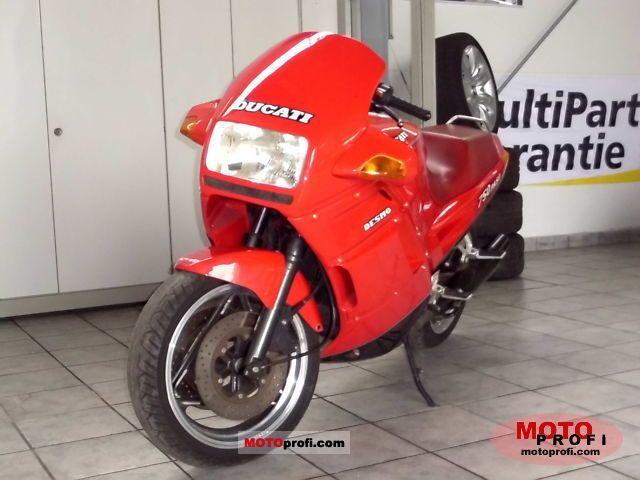 Ducati 750 Paso 1988 photo