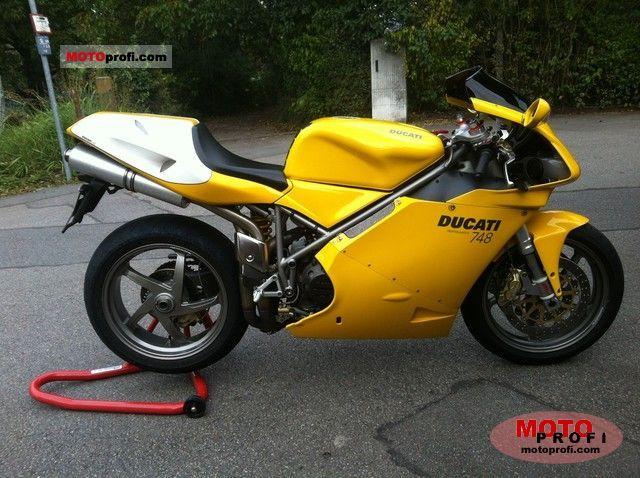 Ducati 748 2003 photo