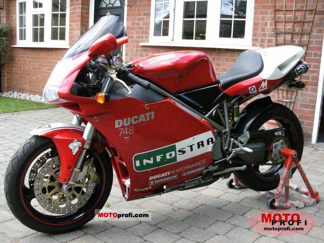 Ducati 748 2... Ducati 748 Seat Height