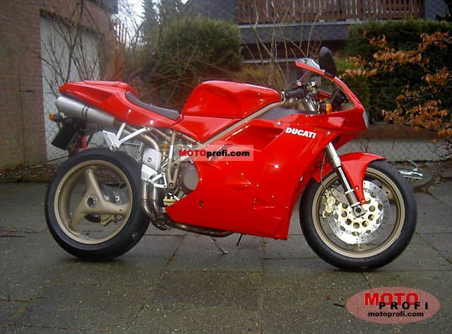 Ducati 916 Biposto 1998 Specs And Photos