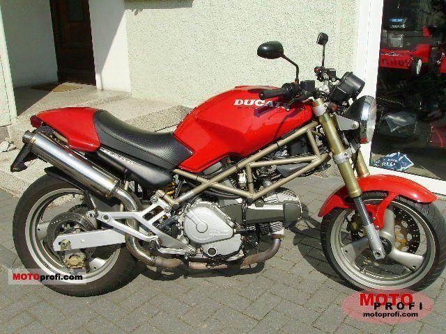 ducati monster 600. Ducati 600 Monster 1997