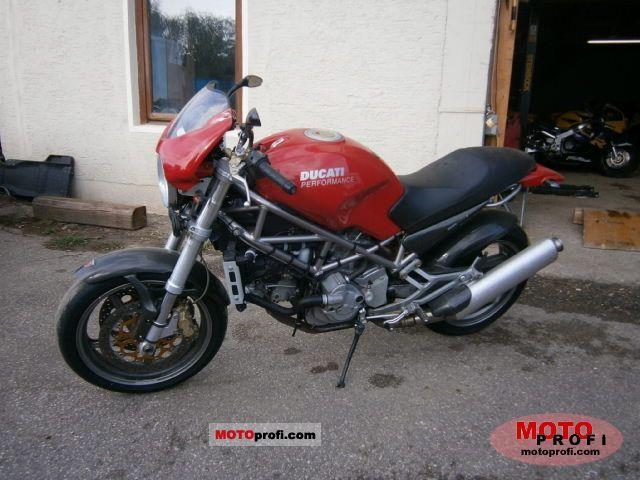 Ducati S4 2002 photo