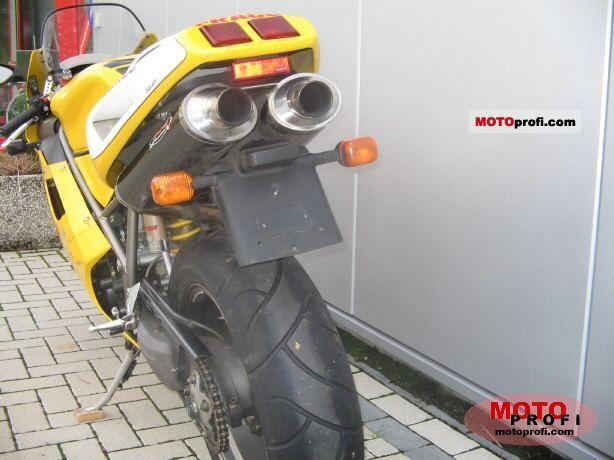 Ducati 748 R... Ducati 748 Seat Height