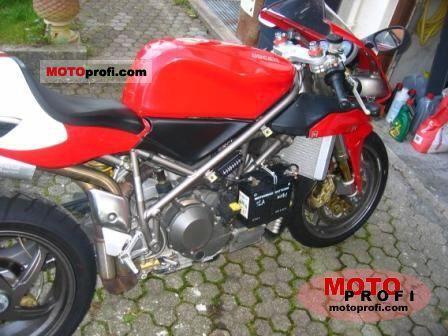 ducati 748 r 2000 specs and photos