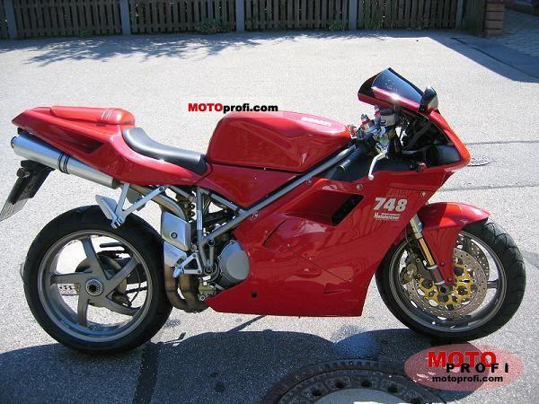 Ducati 748 S... Ducati 748 Seat Height