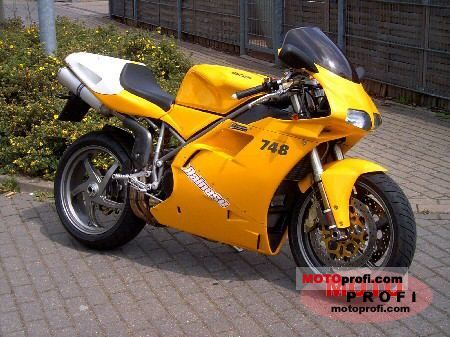 Ducati 748 S... 2002 Ducati 748 Specs