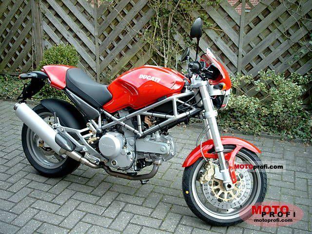 Ducati Monst... Ducati Monster List