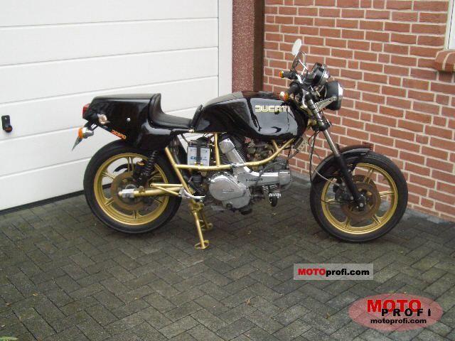 Ducati  Pantah Specs